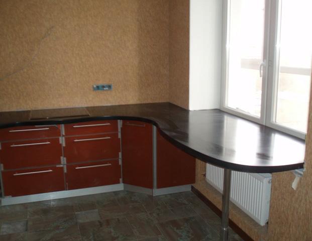 Столешница вместо подоконника на кухне и в комнате - 18 фото.